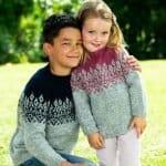 Redd barna genser – barn og voksen