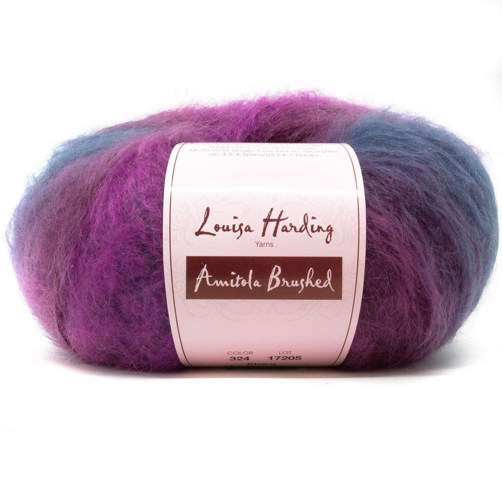 Amitola Brushed 324 Louisa Harding
