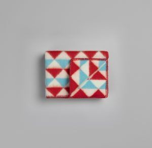 Turquoise-Red 1102-B