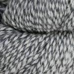Hvit/grå moulinert 4501