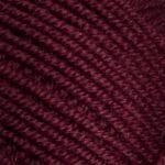 Mørk rustrosa 4554