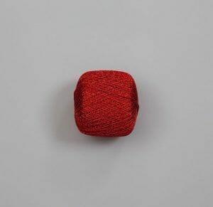 Rød metallic 25