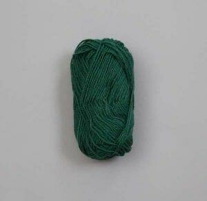 Dempet grønn 132