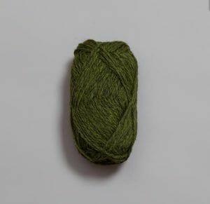 Mørk melert grønn 403
