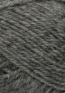 Mørk gråmelert 1053