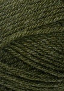 Mørk grønnmelert 9572