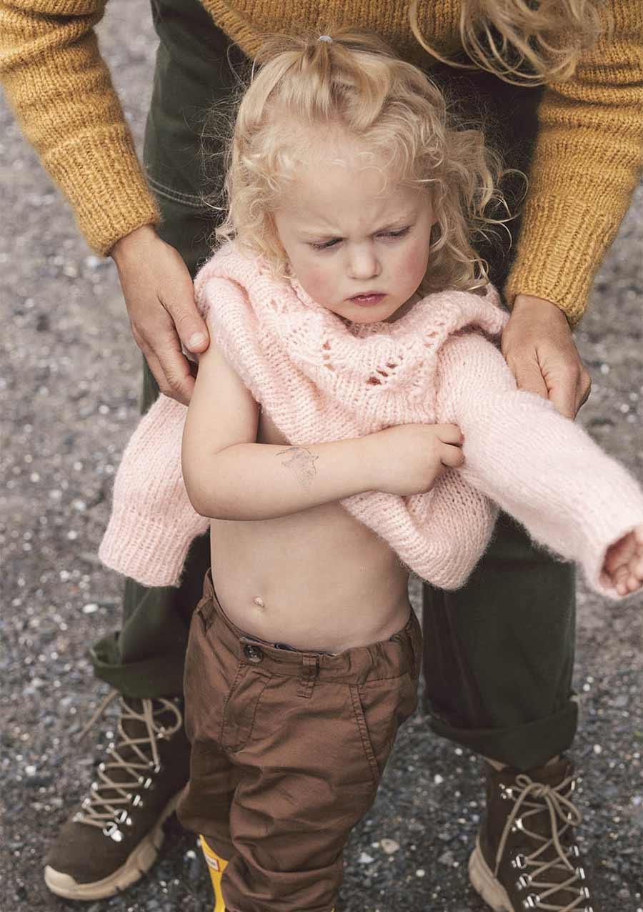 Skog genser barn
