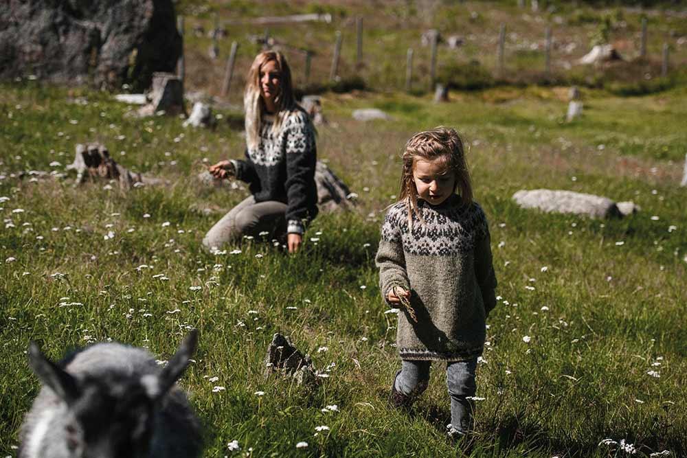 Slóðir - barnegenser