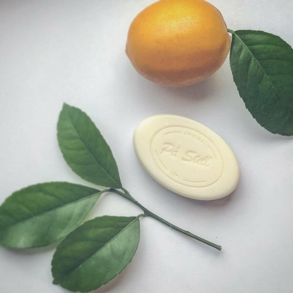Sitronsåpe