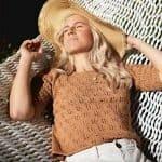 Havre T-skjorte strikkepakke